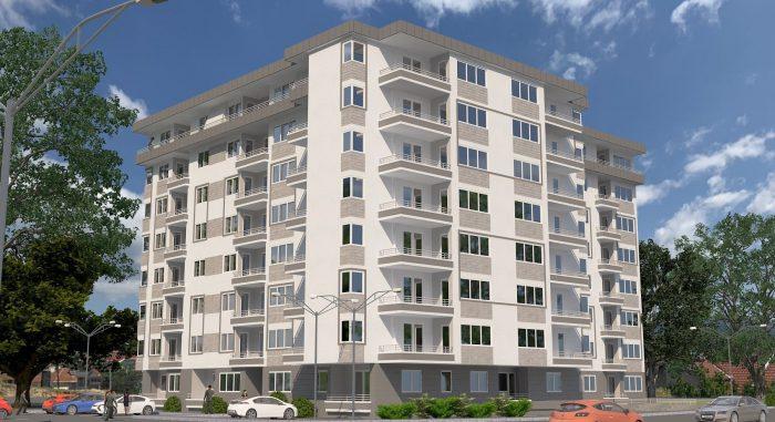 """вселување во третата станбена зграда во комплекс """"алекс"""" – кочани"""