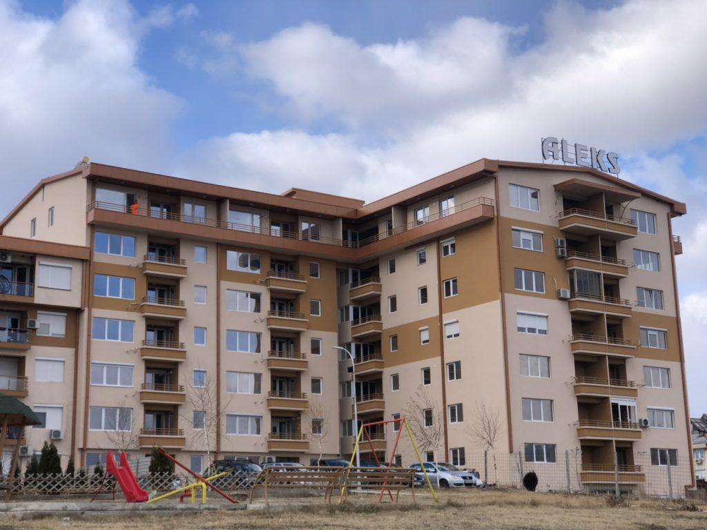 """Вселување во втората станбена зграда во комплекс """"алекс"""" – кочани"""