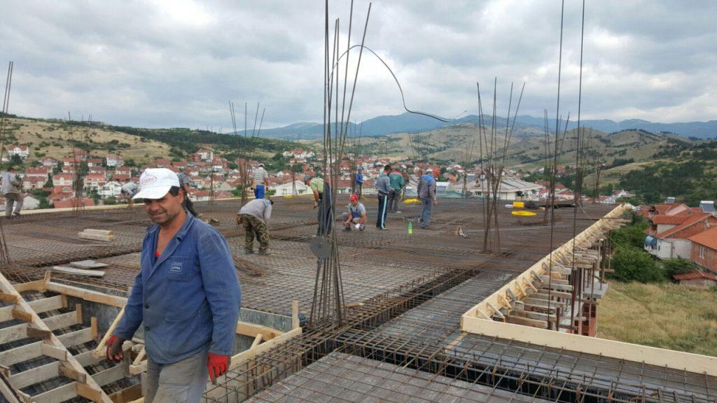 """Започнување со градба на втората станбена зграда во комплекс """"алекс"""" – кочани"""