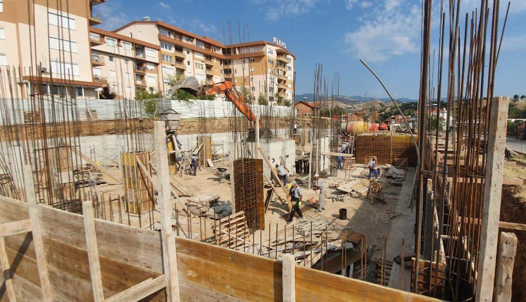 """Започнување со градба на третата станбена зграда во комплекс """"алекс"""" – кочани"""
